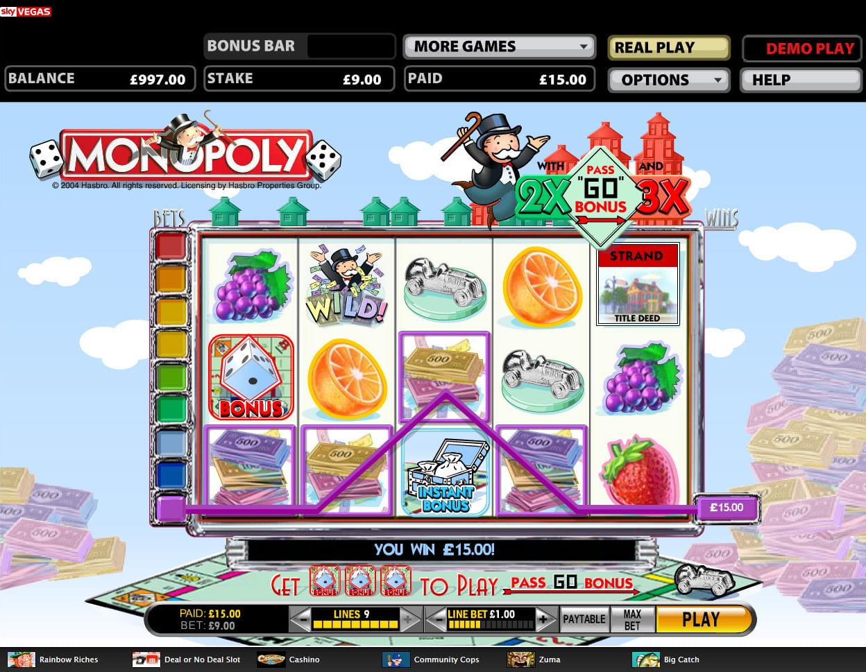 Sky Vegas Free Slots