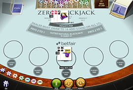Betfair casino blackjack strategy